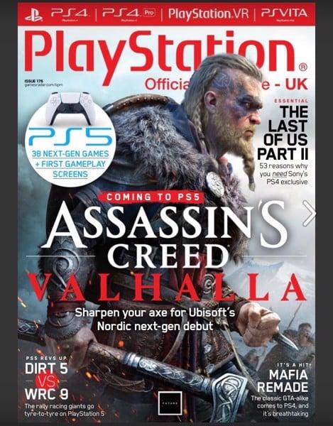 Danh sách game phát hành trên PlayStation 5