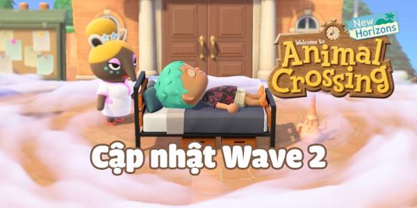 đảo Animal Crossing New Horizons backup