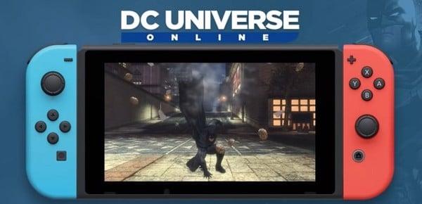 DC Universe Online free nintendo switch