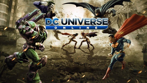DC Universe Online game ps4 mien phi