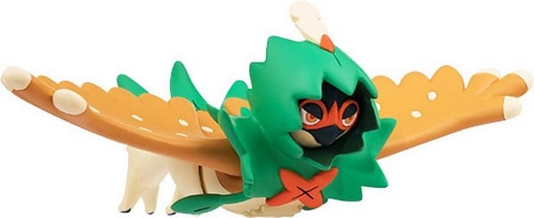 Decidueye Sinister Arrow Raid Pokemon Figure