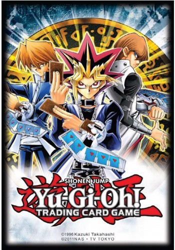DECK PROTECTOR SLEEVES  YU GI OH LEGENDARY