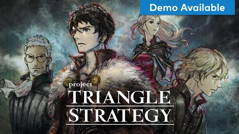 demo Project Triangle Strategy nintendo switch