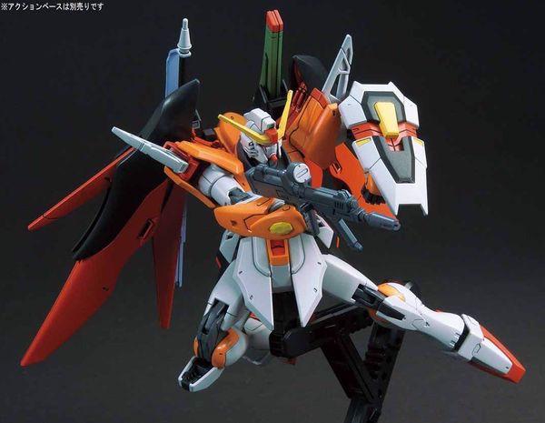 Destiny Gundam Heine Westenfluss Custom HGCE bandai