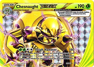 BREAKTHROUGH BOOSTER PACK POKEMON TRADING CARD GAME  XY