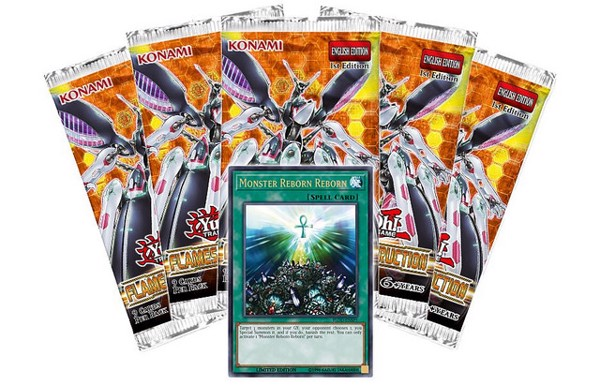 Flames of Destruction Yu Gi Oh TCG