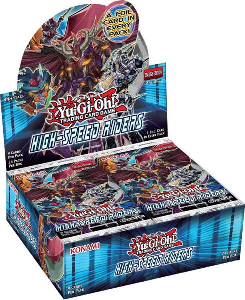 HIGH SPEED RIDERS TCG