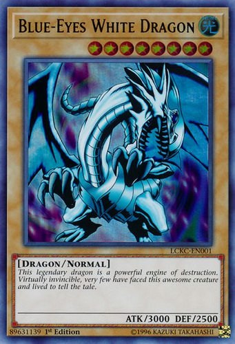 Legendary Collection Kaiba Yu Gi Oh TCG