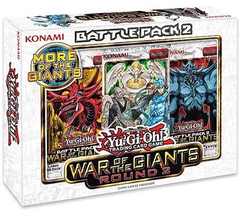 WAR OF THE GIANTS ROUND 2 TCG