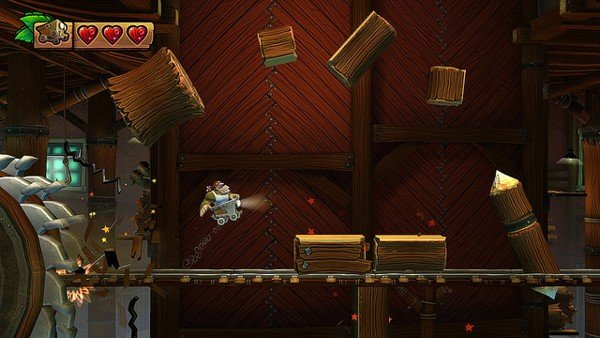 Đĩa game Donkey Kong Country Tropical Freeze Switch