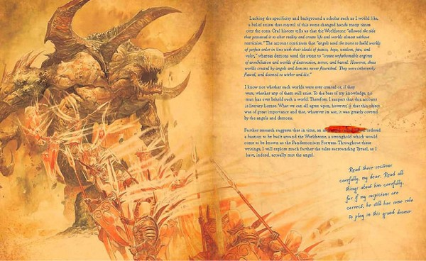 Diablo III The Book of Cain nshop