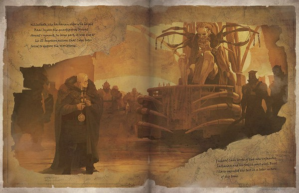 Diablo III The Book of Tyrael nshop vietnam