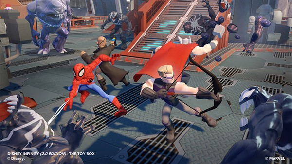 DISNEY INFINITY 2 0 EDITION  MARVEL SUPER HEROES shop