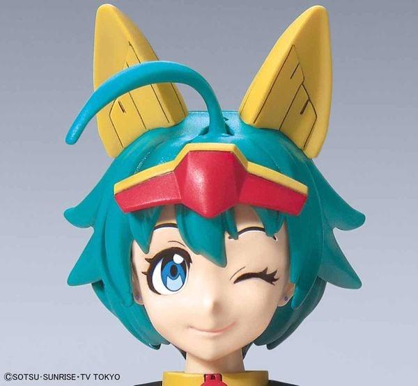 Diver Nami Gundam Build Divers Figure-rise Standard bandai