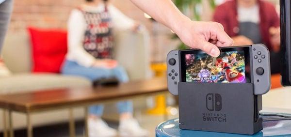 Đổi 2DS 3ds lấy máy Nintendo Switch mới