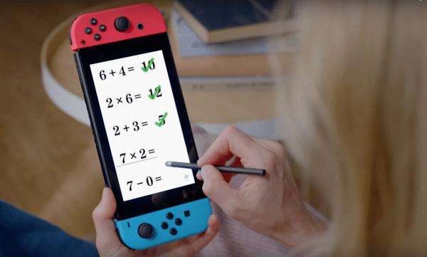Dr Kawashima Brain Training Game Switch giá rẻ rèn luyện trí não