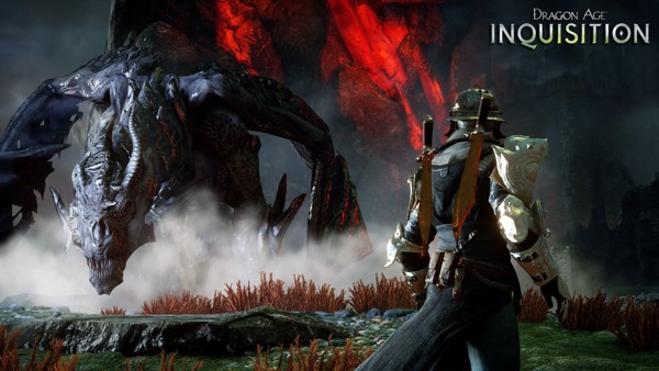 Dragon Age Inquisition - top game hay cho PS4 thể loại nhập vai
