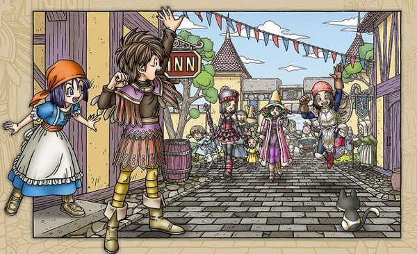 DRAGON QUEST IX SENTINELS OF THE STARRY SKIES vietnam