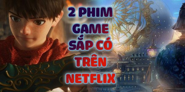 dragon quest ni no kuni netflix