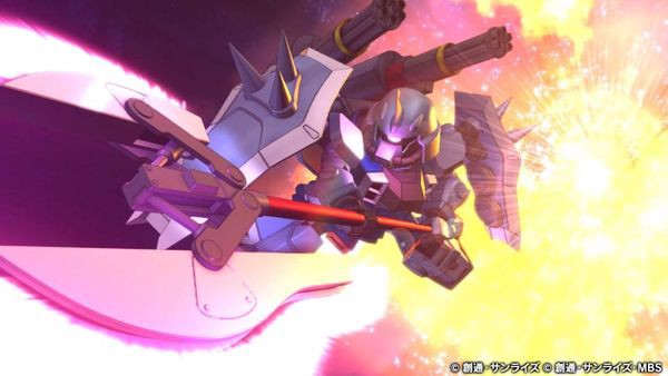 muagame SD Gundam G Generation Cross Rays cho Nintendo Switch ps4 ở Việt Nam