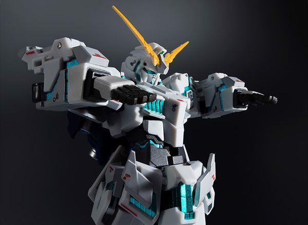 figure Unicorn Gundam Awakening Real Marking Ver Robot Spirits Side MS R235