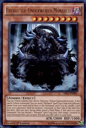 EMPEROR OF DARKNESS STRUCTURE DECK TCG