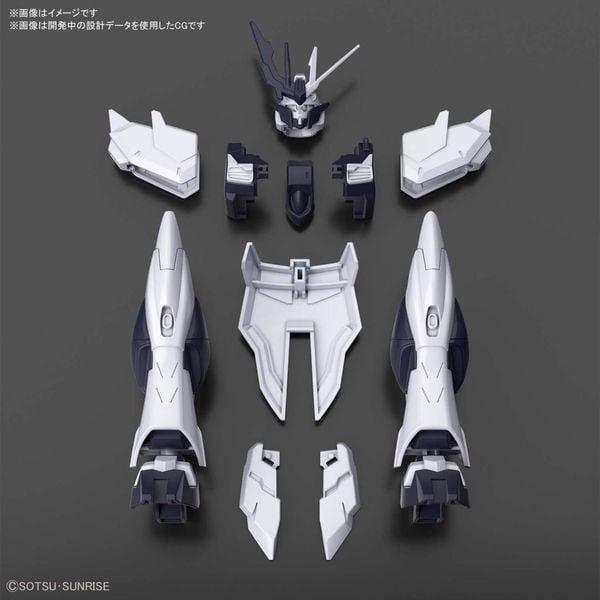 Enemy Gundam New