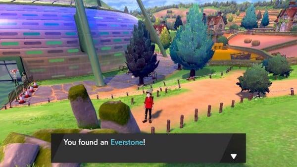 Cách tìm Everstone trong Pokemon Sword and Shield
