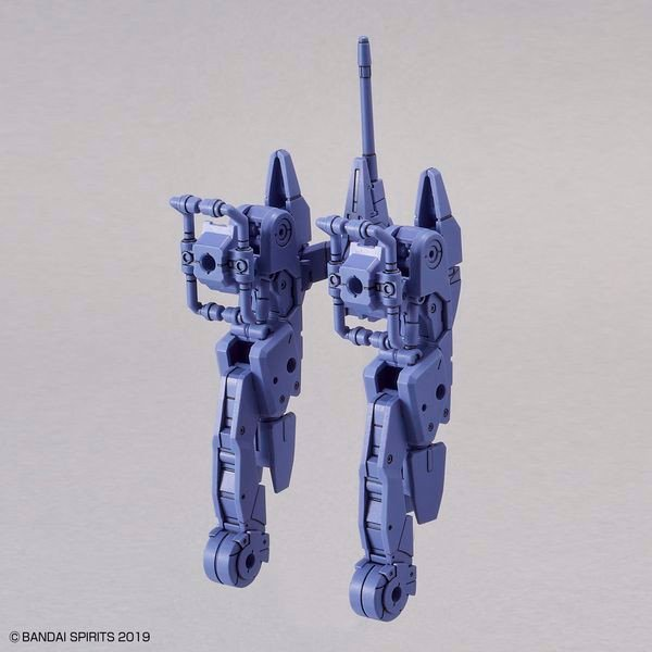 Extended Armament Vehicle Space Craft Ver Purple 30MM bandai gốc