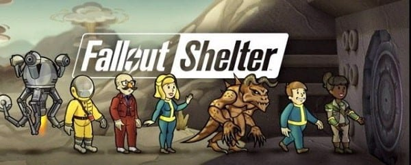 fallout shelter game ps4 free
