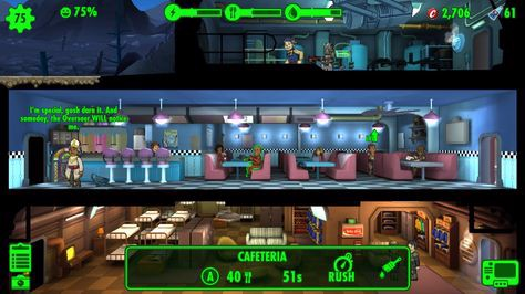 fallout shelter game ps4 free gameplay