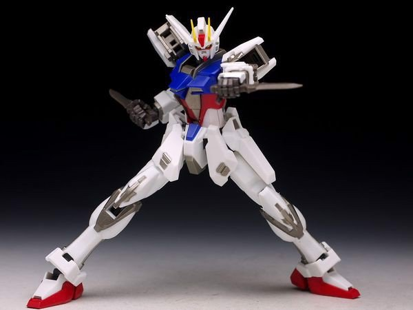 figure Aile Strike Gundam Robot Spirits Side MS