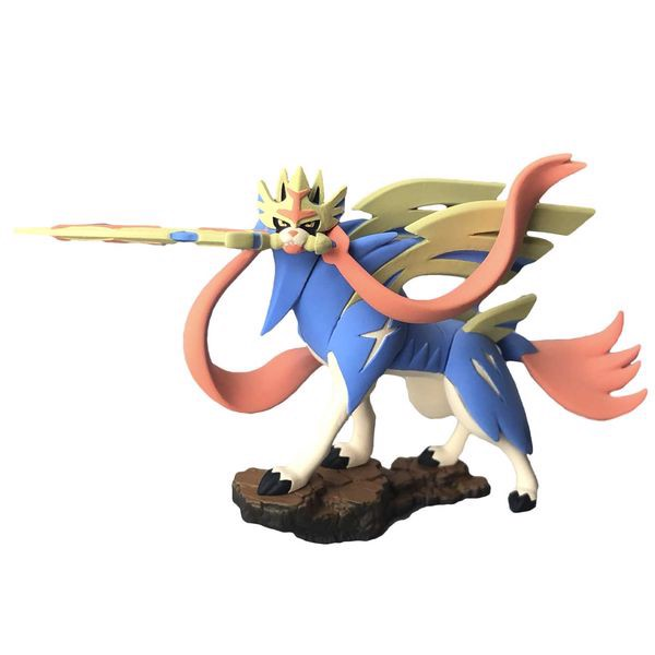 figure bài Pokemon True Steel Premium Collection Zacian