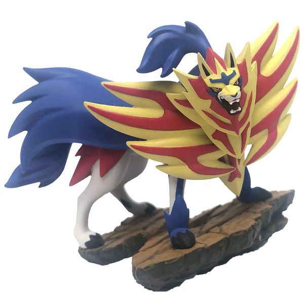 figure bài Pokemon True Steel Premium Collection Zamazenta