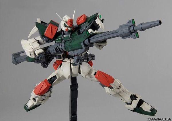 figure Buster Gundam MG Nhật Bản
