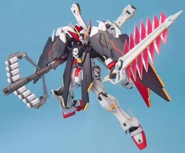figure Crossbone Gundam X1 Full Cloth MG