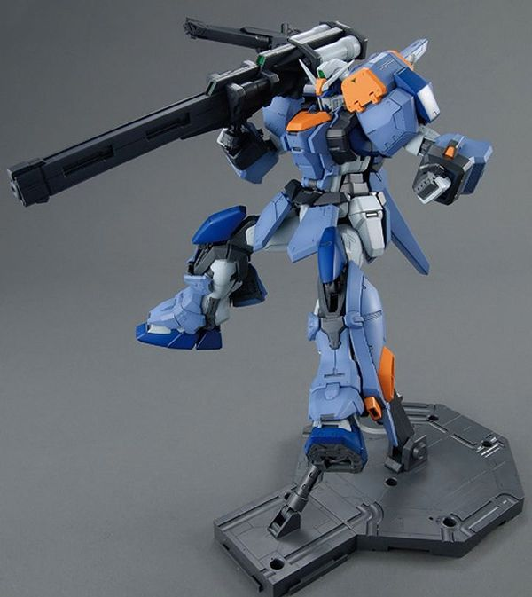 figure Duel Gundam Assault shroud MG