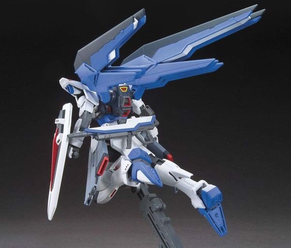 figure Freedom Gundam Revive Ver HG nShop