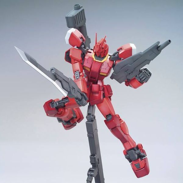 figure Gundam Amazing Red Warrior MG Nhật Bản
