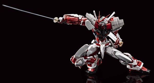 figure Gundam Astray Red Frame Hi-Resolution Model