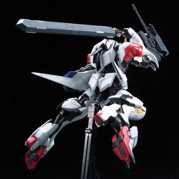 figure Gundam Barbatos Lupus Full Mechanics