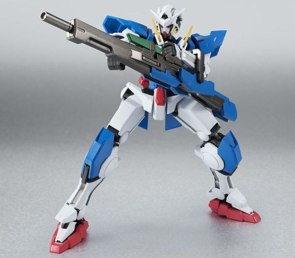figure Gundam Exia Repair II III Parts Set Robot Spirits