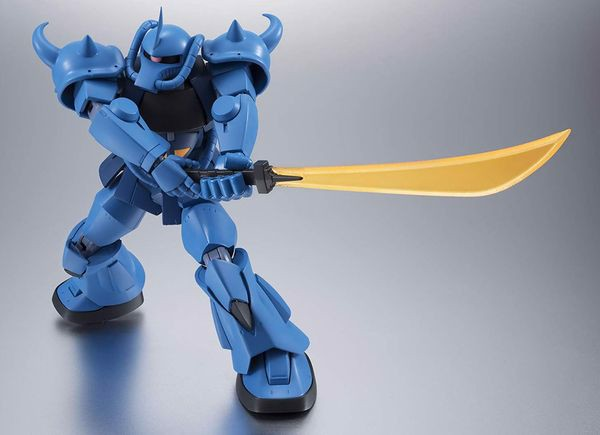 figure gundam Gouf Ver ANIME Robot Spirits Side MS