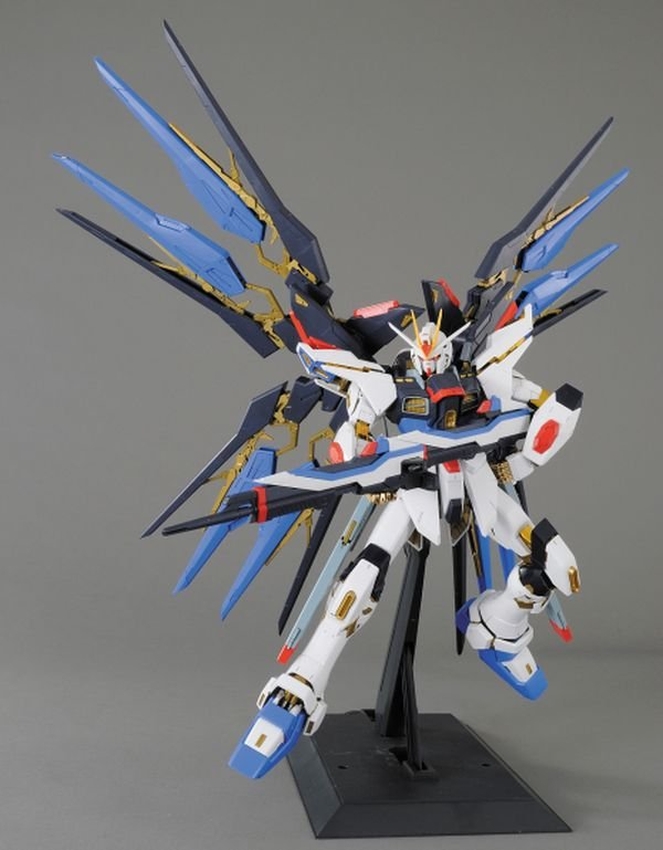 figure gunpla Strike Freedom Gundam PG