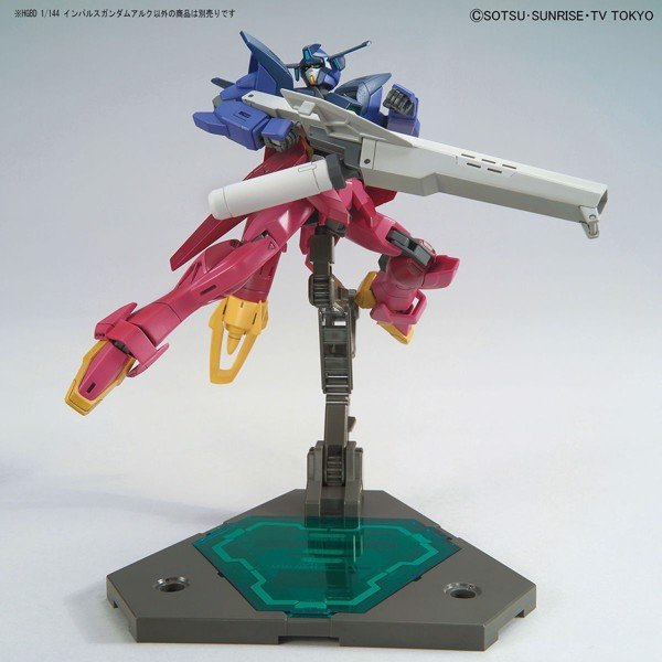 figure Impulse Gundam Arc HG