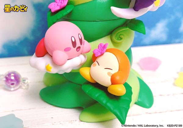 figure Kirby and Mysterious Tree Tree in Dreams rement chính hãng