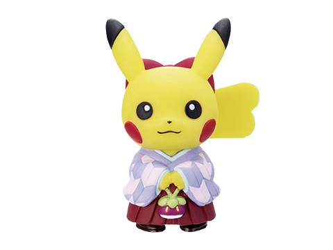 shop pokemon bán figure Pokemon Center Tokyo DX Set Hakama Pikachu