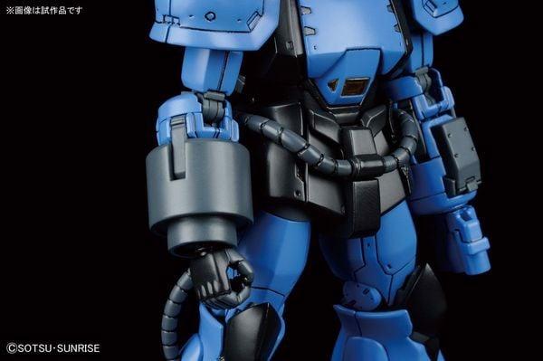 figure Prototype Gouf Gundam Origin HG