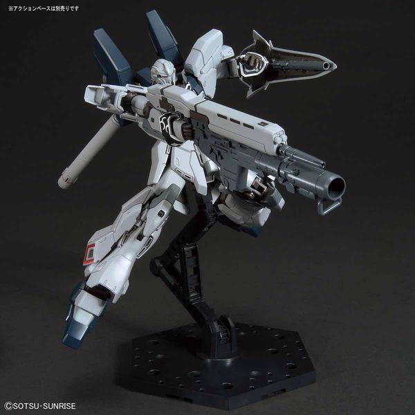 figure Sinanju Stein Narrative Ver HGUC Bandai