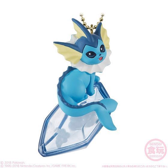 figure Twinkle Dolly Pokemon Vaporeon